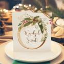 KARTKA świąteczna z Twoimi życzeniami Świąteczny Nastrój (+złota koperta)