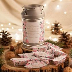 PREZENT świąteczny Kanka z krówkami z ŻYCZENIAMI dla Babci
