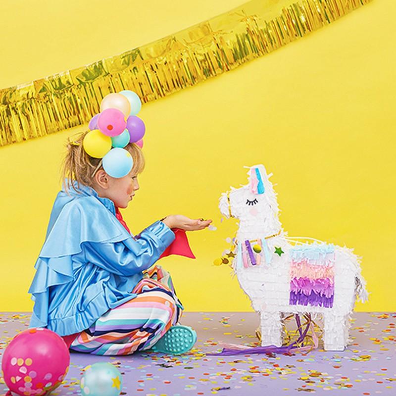 Piniata urodzinowa lama