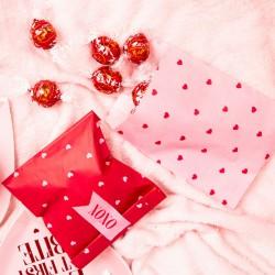 TOREBKI na słodkości na Walentynki 6szt