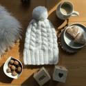 CZAPKA zimowa Snowpierces RĘCZNIE ROBIONA W POLSCE