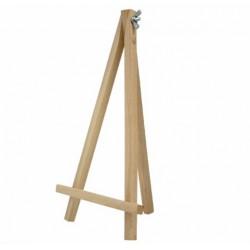 SZTALUGA drewniana na menu DUŻA 25cm