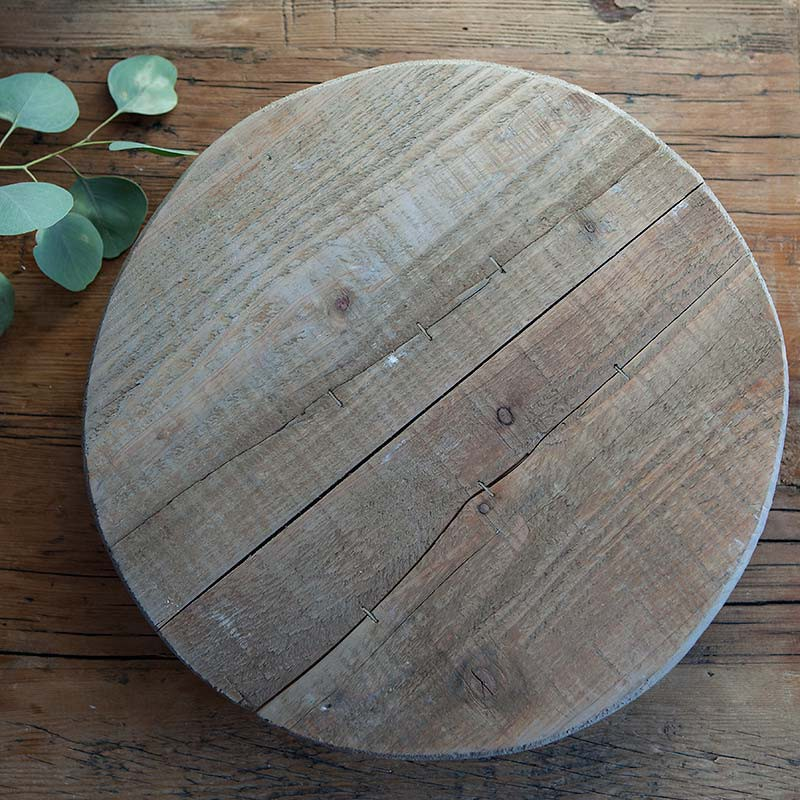 Drewniana podstawka na stół