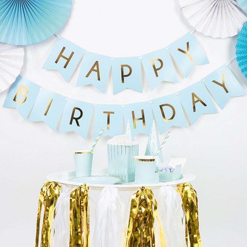 Baner na urodzinki dziecka