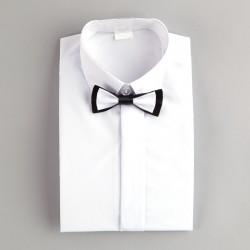 KOSZULA elegancka dla chłopca + muszka roz. 140
