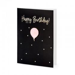 KARTKA na 30 urodziny Z PINEM Balonik