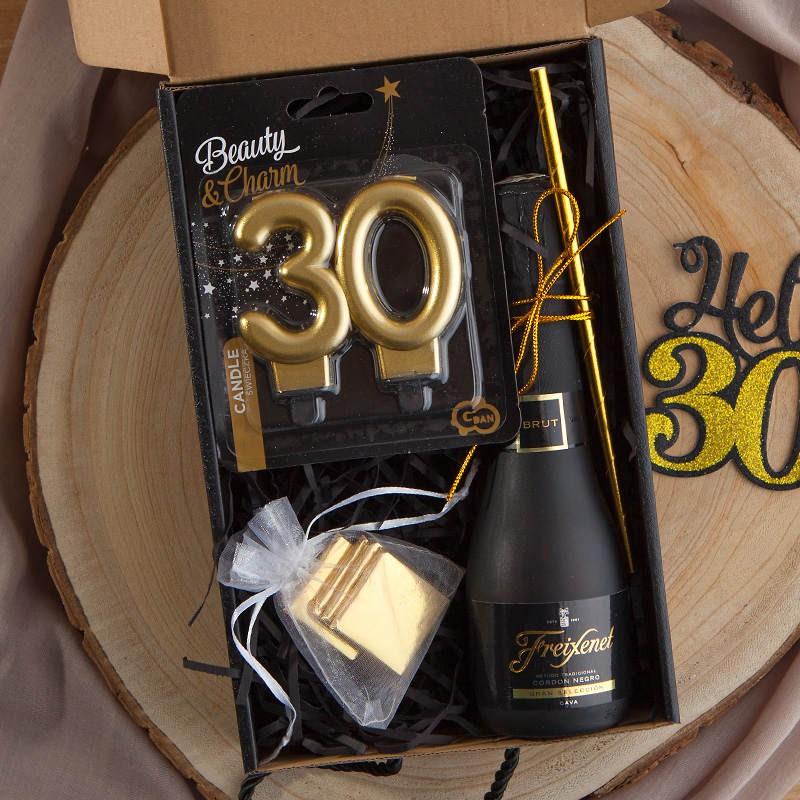 Prezent na 30 urodziny