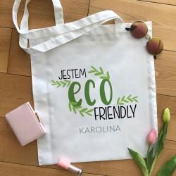 TORBA na zakupy Z IMIENIEM Eco Friendly