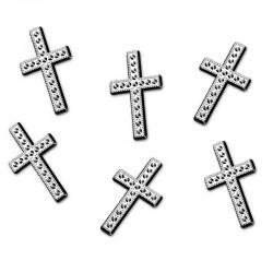 APLIKACJE Krzyż Święty 2,5cm 25szt