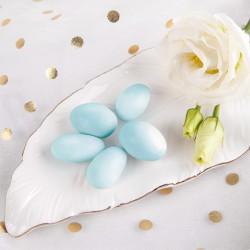 MIGDAŁY w lukrze i czekoladzie Błękitne 1KG RÓŻNE SMAK