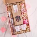 PREZENT świąteczny Box Z PODPISEM Herbata z miodem MAŁY