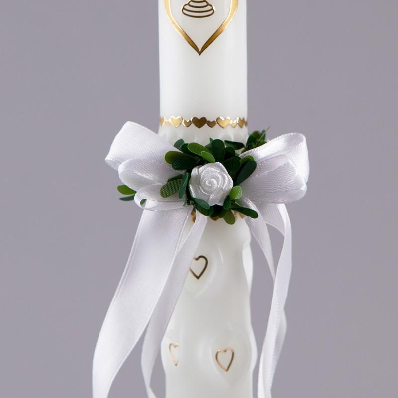 stroik na świecę z mirtu