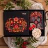 PREZENT świąteczny Z PODPISEM Polskie Smaki Folk