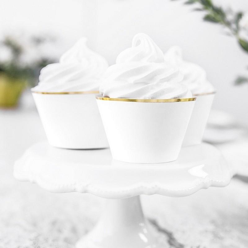 Foremki na muffiny na Chrzest święty