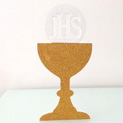 KIELICH styropianowy złoty 50cm