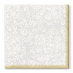 SERWETKI flizelinowe Rococo 40x40cm 50szt