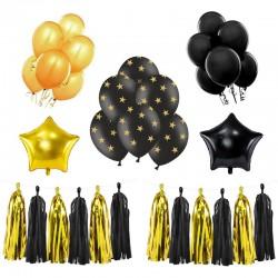 ZESTAW balonów na 18, 40, 30 urodziny -20%