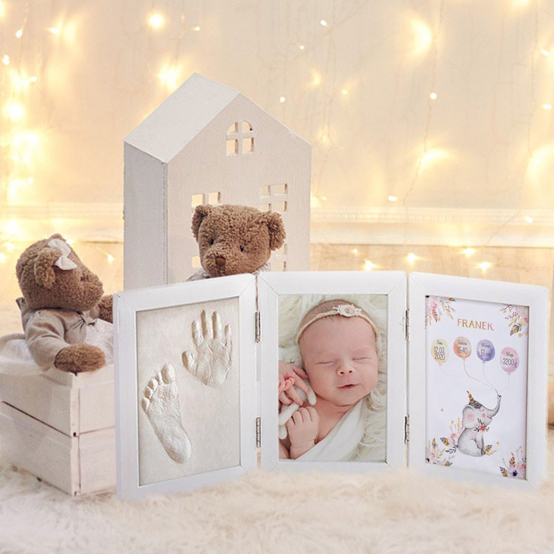 metryczka na narodziny dziecka