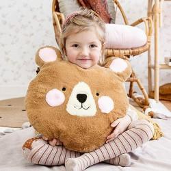PODUSZKA maskotka dla dziecka miś 36x37cm