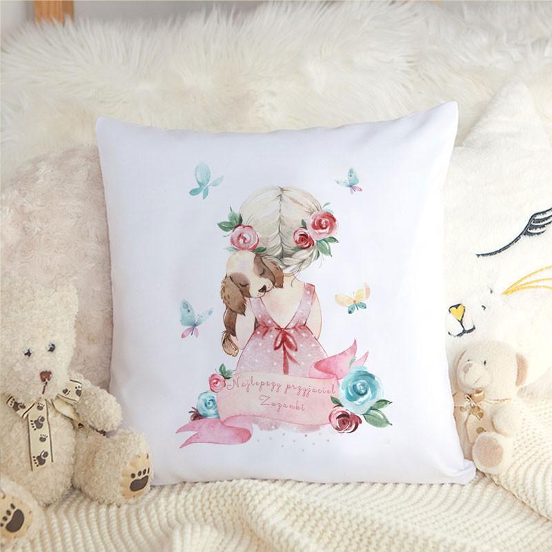 Poduszka na narodziny dziecka