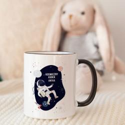 KUBEK dla dziecka Astronauta Z IMIENIEM