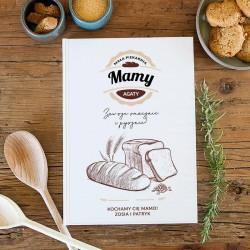 PREZENT na Dzień Matki Przepiśnik Mała Piekarnia MEGA 200 stron