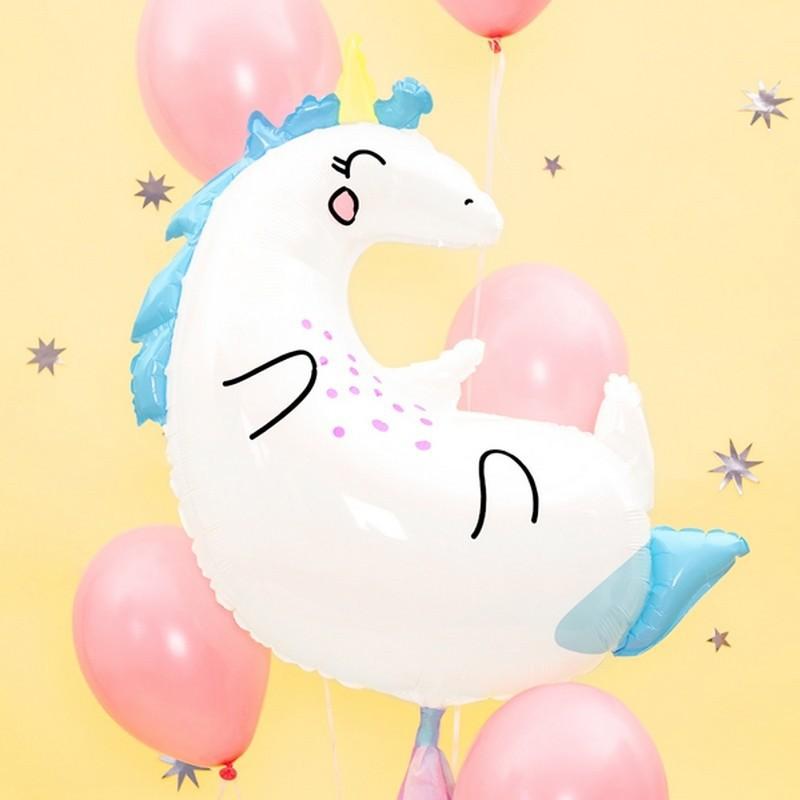 balon foliowy jednorożec
