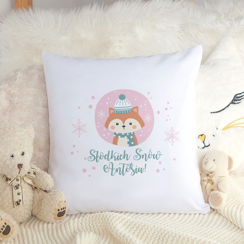 Poduszka dla dzieci na święta bożego narodzenia