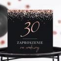 Zaproszenia na 30 urodziny