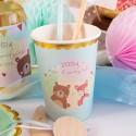 Dekoracje stołu na Urodzinki dzieci
