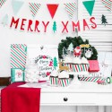 Banery i girlandy świąteczne