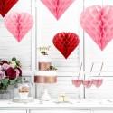 Dekoracje na Walentynki