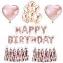 Balony urodzinowe - zestawy