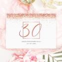 Księgi gości na 30 urodziny