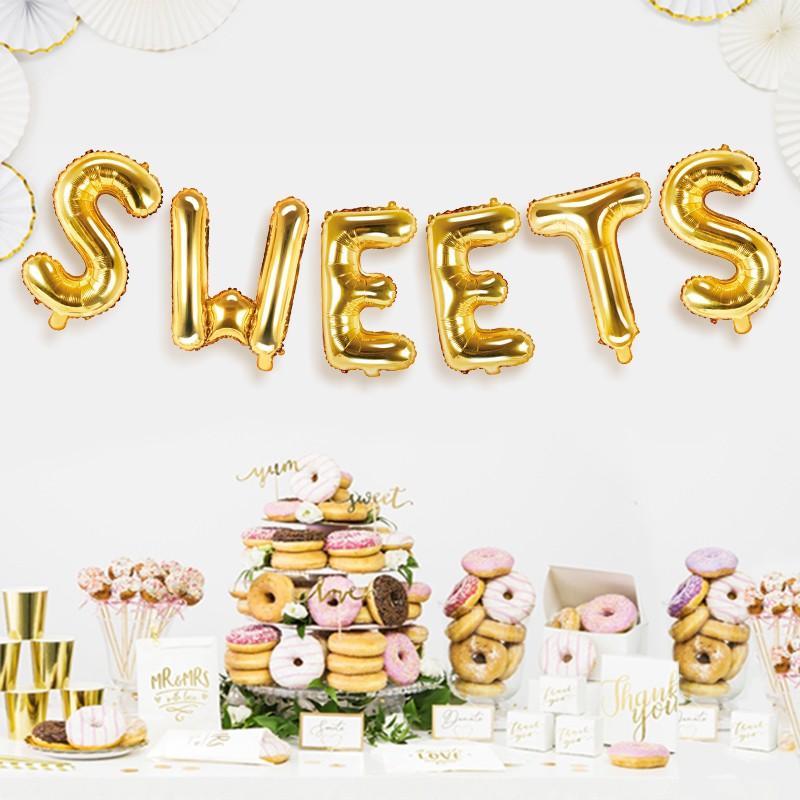 Słodki stół na chrzest Święty