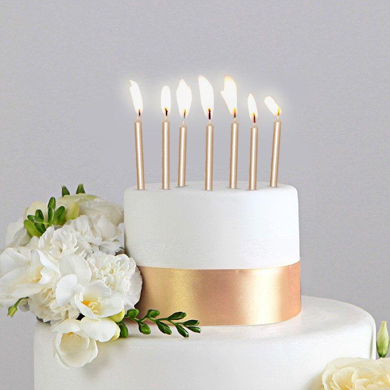 Świeczki na tort komunijny